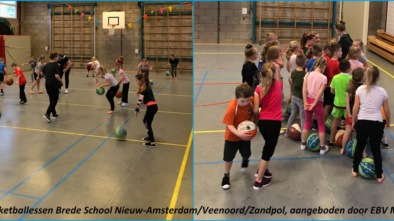 Basketbalclinics